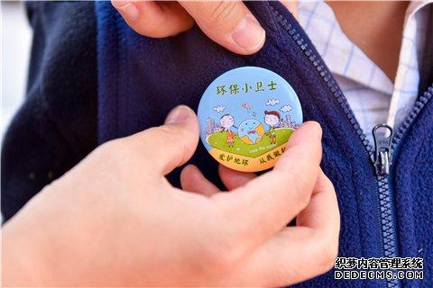 """唯亭:童心共绘绿色梦 牵手齐做""""时尚人"""""""