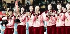 中国女排夺冠战险负日本,袁伟民怒吼队
