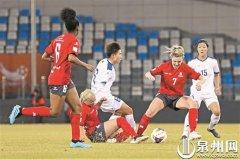 国际大体联足球世界杯女子半决赛揭晓