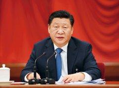 习近平:坚持、完善和发展中国特色社会